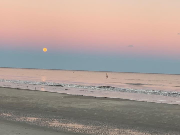 Oceanside Beach Retreat