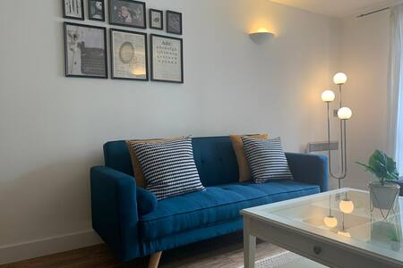 Stylish & Homely Manchester City centre Apartment