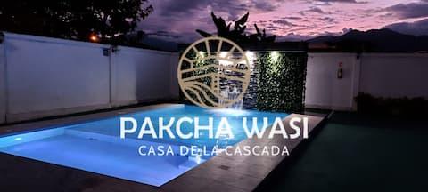 Pakcha Wasi (La casa de la cascada)