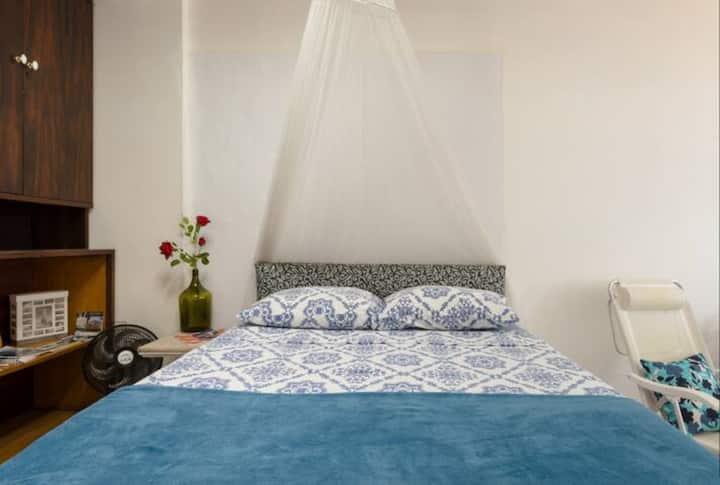 Apartamento prático e aconchegante no Rio!