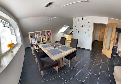 Gemütliche Wohnung in Schlossnähe