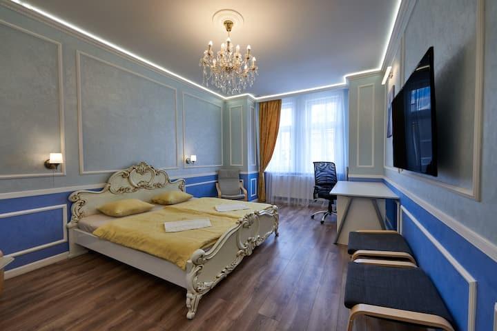 "Apartment Karlovy Vary Central ""4"" (70sqm)"