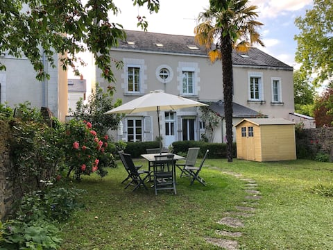 Charmig och mysig lägenhet i Maison Angevine