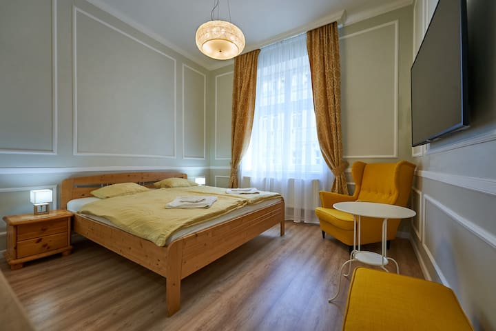 "Studio Karlovy Vary Central ""2""(20sqm)"