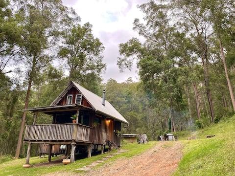 The Cabin on Murrays Run