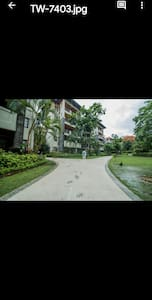 Just walk or using Buggy car from Lobby hotel to my residence.