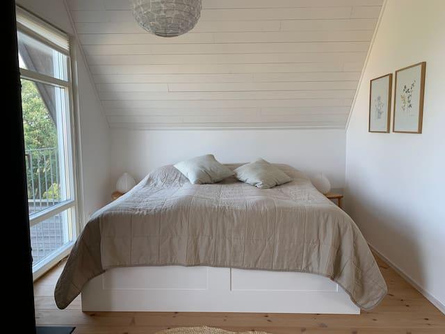 Bedroom 1, upstairs