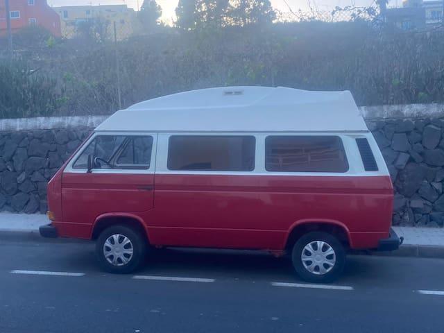 Camper Canary. Fuerteventura REIMO