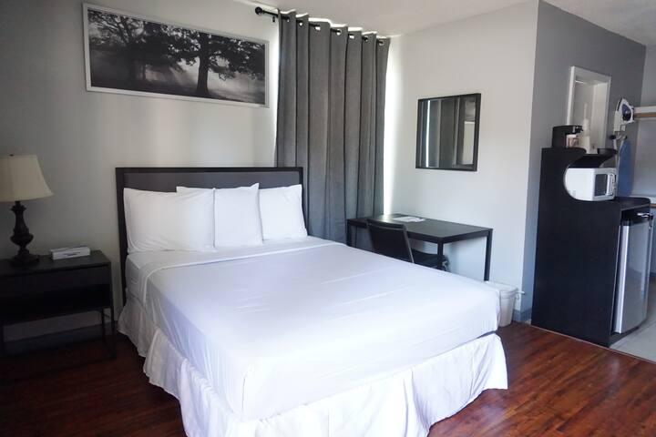 Cool, Clean, Modern DTLA Hotel Room #58