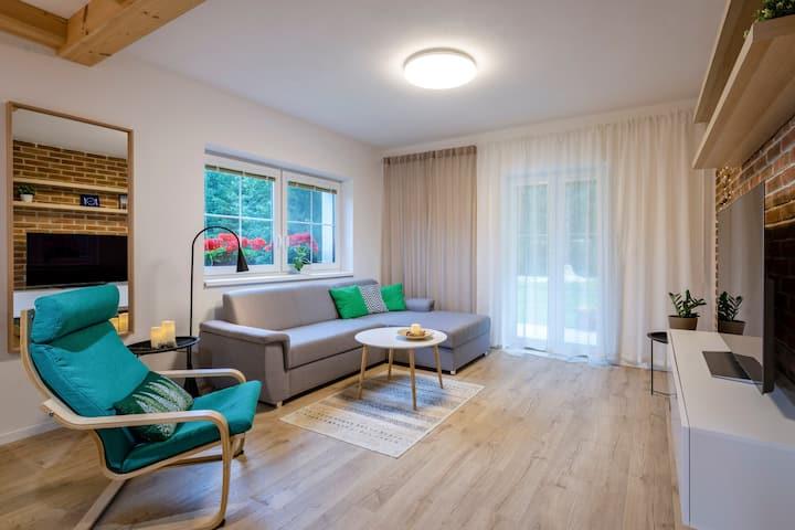 Apartmán Vrátna v Národnom parku Malá Fatra