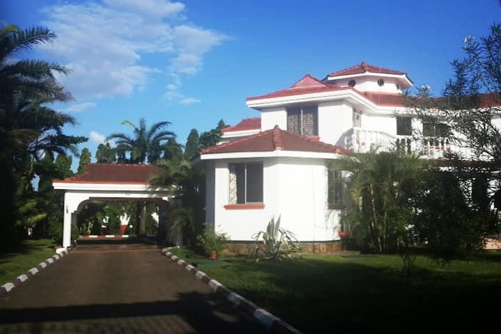 Mombasa Beach Road Mansion