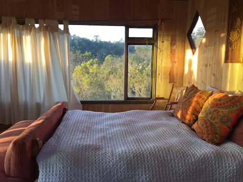 Rise and Shine Mountain Cabin, Wilderness Heights
