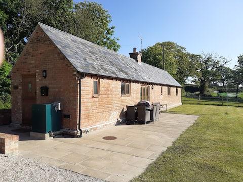 Las cabañas Hopper en Old Farm, Lamberhurst Quarter.