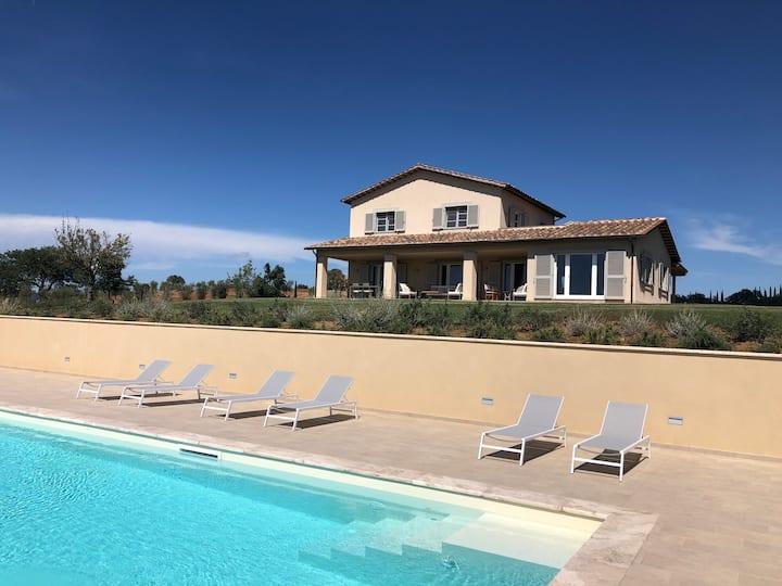Tenuta Merlo di Maremma - Real Tuscany with pool