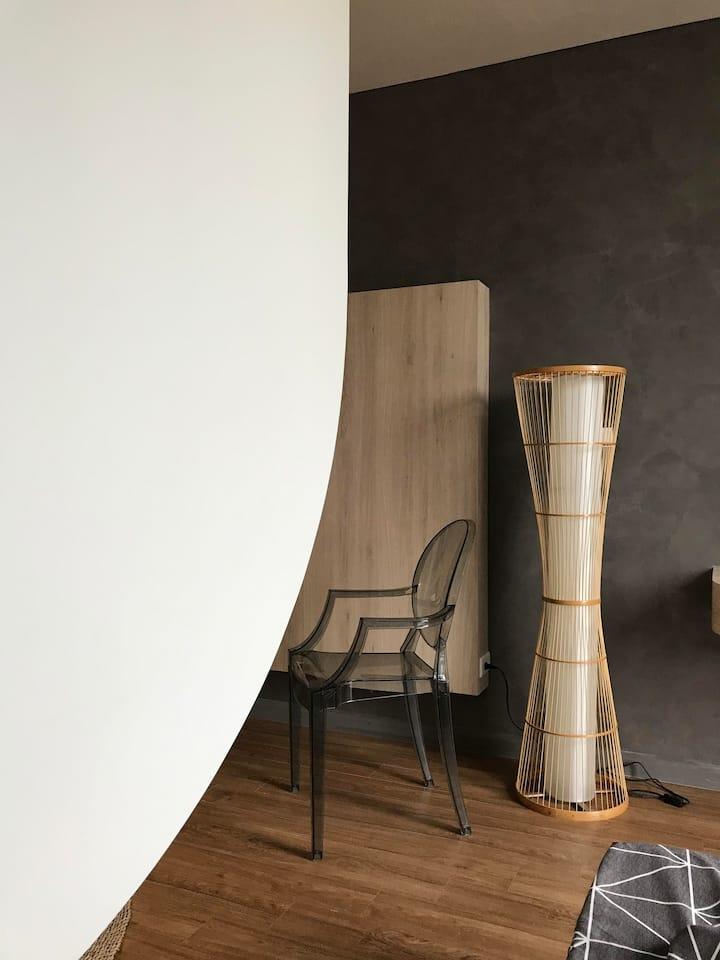 Premium Modern Studio Perfect for weekend getaways
