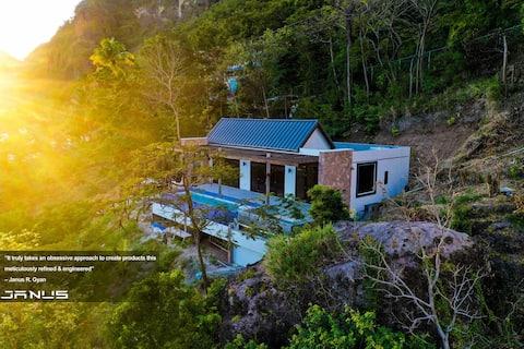 Enclave Villa V3 -Overlooking Pitons & Ocean ! Wow