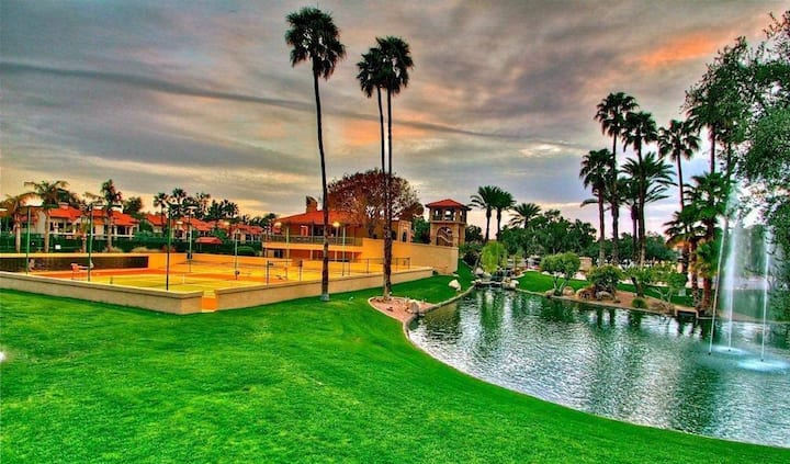 Scottsdale Ranch Racquet Club Condo
