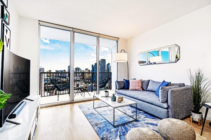 ★FANTASTIC 30DayOffer | NEW | PANO VIEWS | PARKING