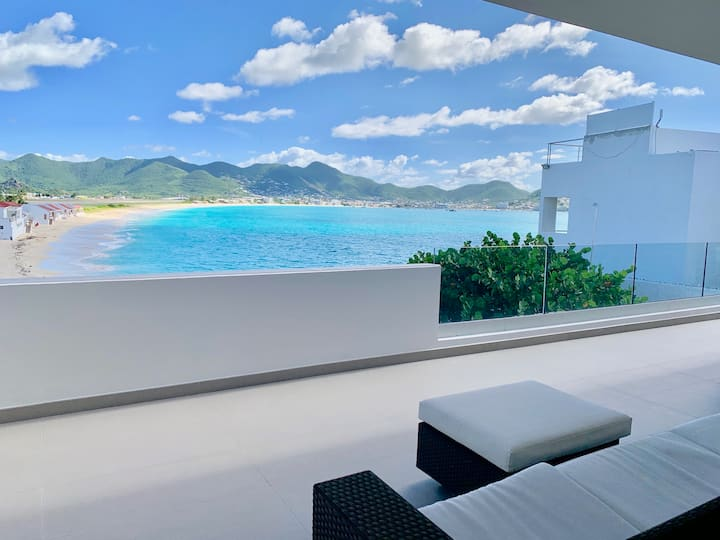 Luxury waterfront beach view Penthouse