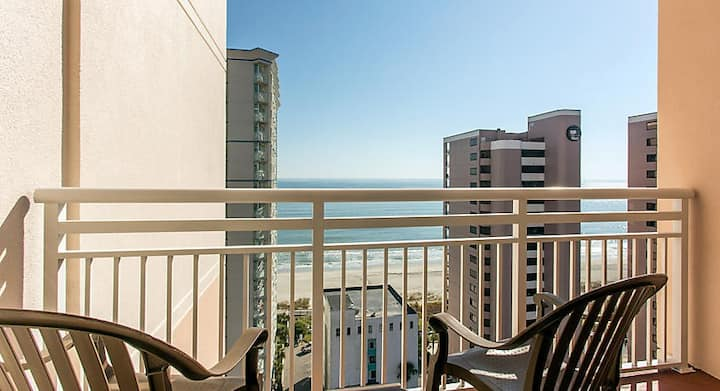 2-Bedroom Unit of Carolina Grande at Myrtle Beach