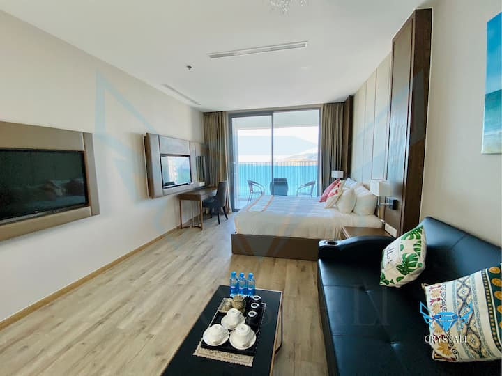 Crystali Family Ocean View Two Bedrooms - 70m2