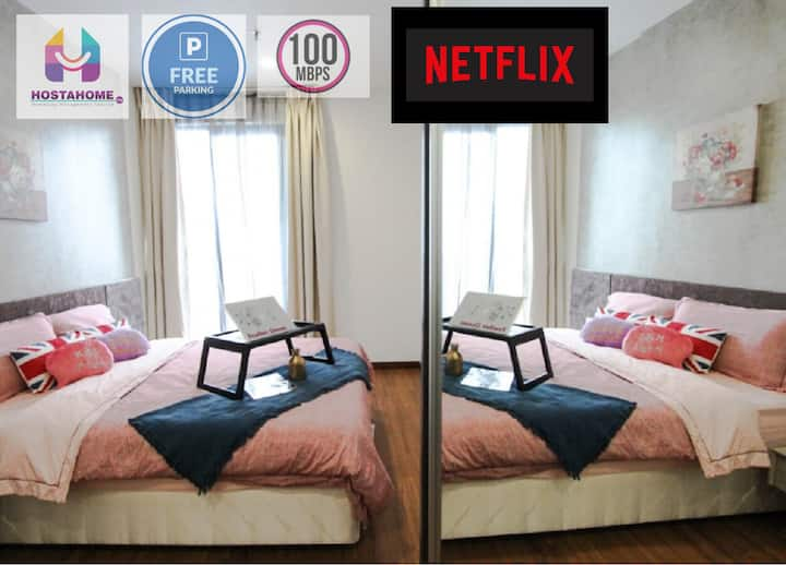$ Adorable Home next to Central Mall W Netflix #