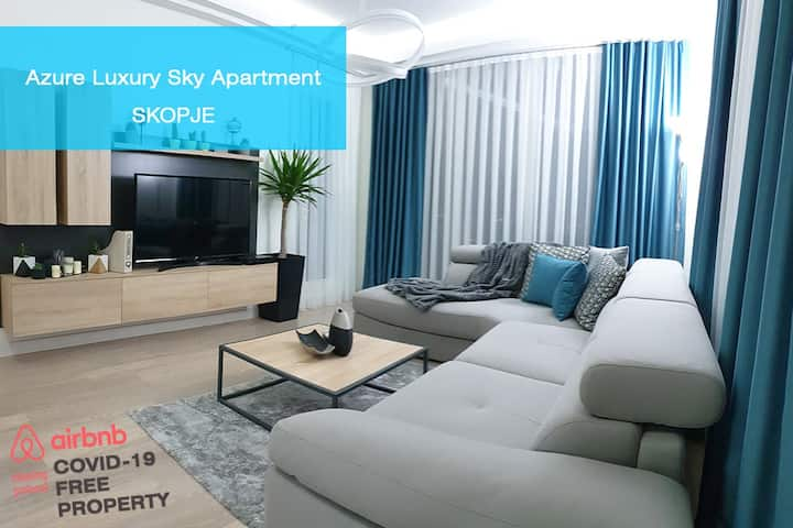 Azure Luxury Sky Apartment