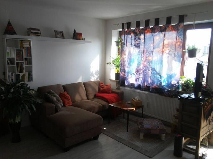 Helle& renovierte 40 m² Wohnung in Germering