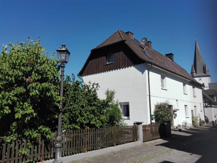 Gemütliche FeWo in Altstadt Drolshagen, Sauerland