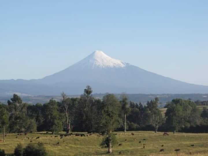 Cabaña 4 Rancho por Lago Rupanco y Patagonia Trail