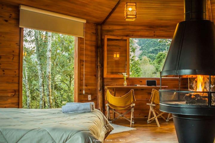Cabana Ka'aguy - Desfrute Natureza e Orgânicos