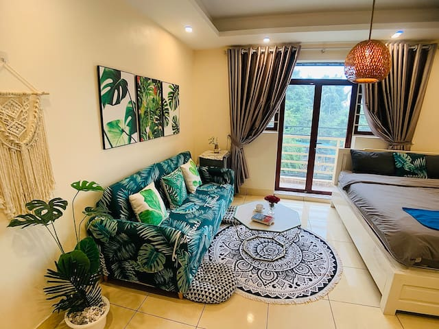 AliceHome, Cozy Studio, Newly Built House !