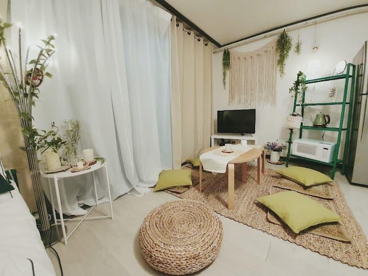Garden Stay #Shinnonhyun STN 2min #Gangnam