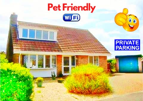 ❤ Stunning Holiday Cottage nr Beach & Skegness  ❤