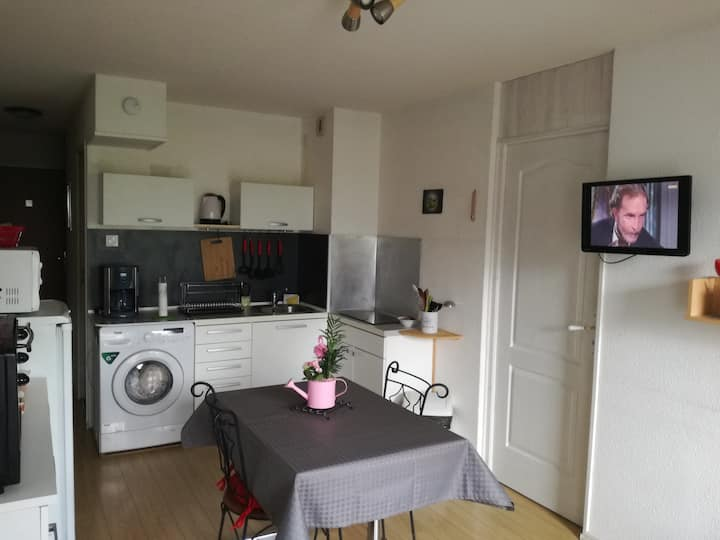 appartements 5 personnes , situé à Superbagnères