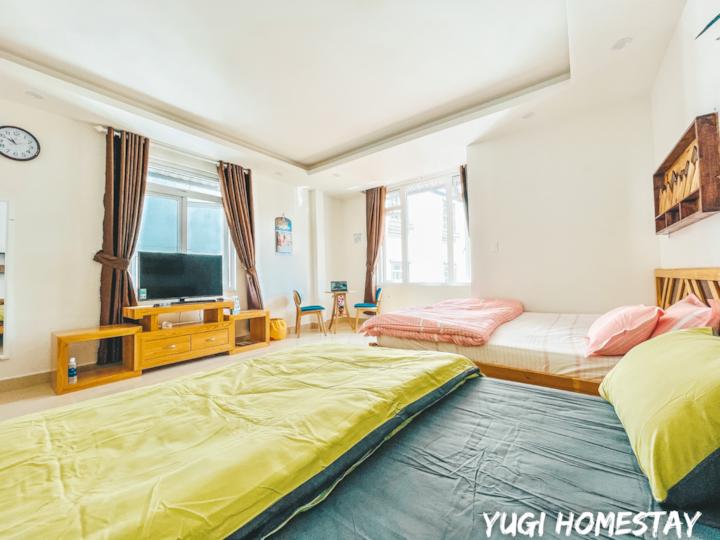 YuGi Homestay Cosy Room 4 -Central in Da Lat city