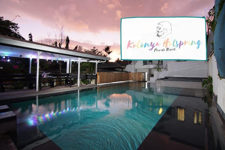 Kolonya Hotspring Private Resort