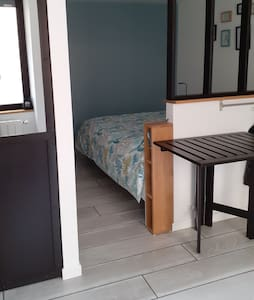 Entrée chambre