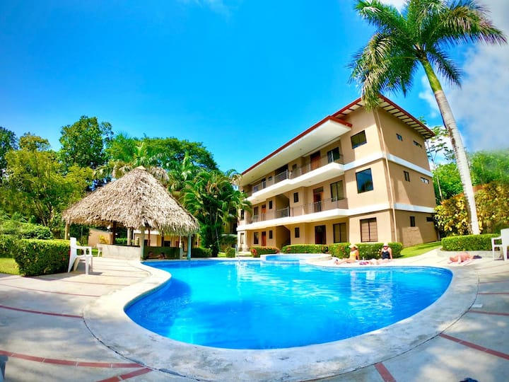 ⫸ Spacious Villa ★ Fully equipped ☀ Playa Hermosa