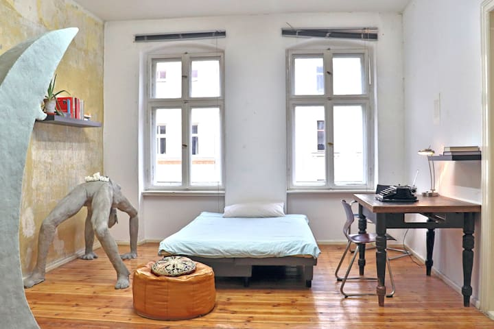 Artistic living in the heart of Berlin