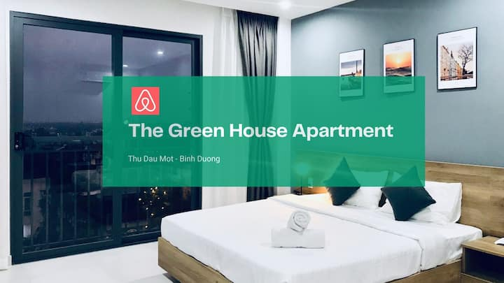 ✰Breezy and Green Studio✰ close to Becamex Tower