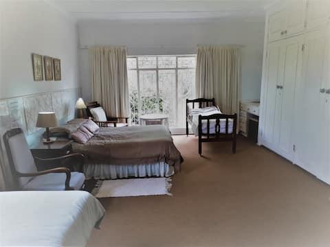 Aandrus @ Kestell - Main Bedroom