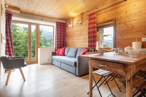 Welcome to the Ferme d 'Alpage, Summer-winter Arêches