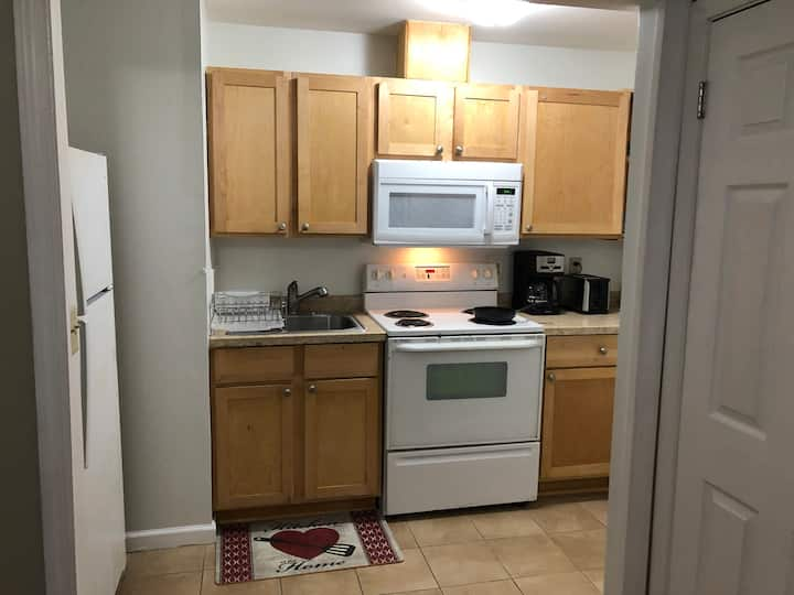 Private Apartment in Minneapolis/Minnehaha Falls