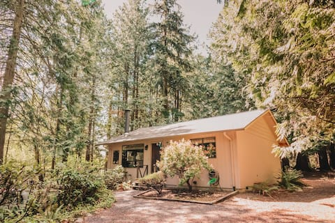 Cedar Grove Cottage: Truly a magical place