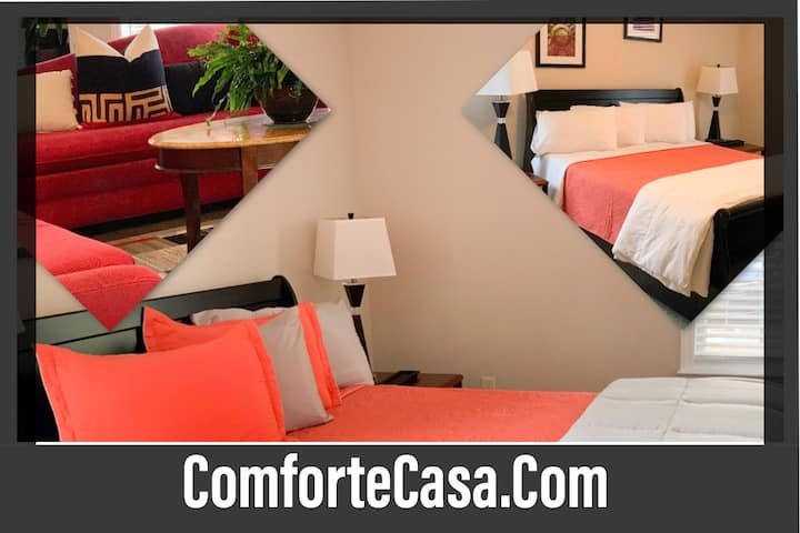 *ComforteCasa*  Your home away from home!