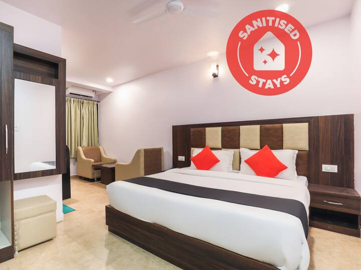 Rooh Grand 2 Suite+ Kitchen rooms at Arambol Beach