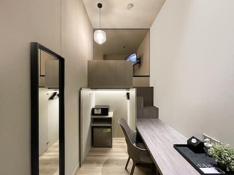 Twin Cabin, shared bathroom near Jalan Besar MRT