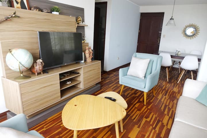 Exclusive Apartment Near to Airport ✈️