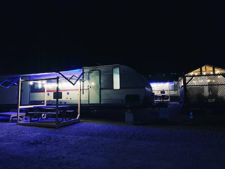 Wecamp RV3 Glamping CAMPSITE Big Water Lake Powell